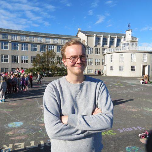 Bjarki Benediktsson